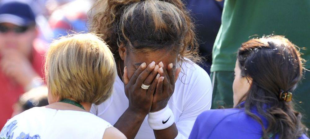 Transformarea incredibila a Serenei Williams dupa imaginile dramatice de la Wimbledon. Cum arata azi numarul 1 mondial din tenis