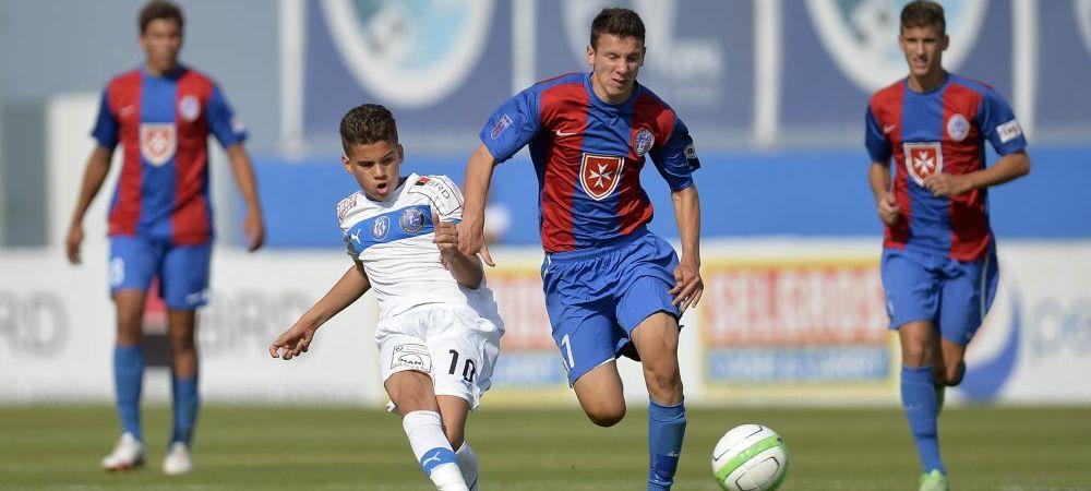 El e noul BRILIANT din Liga I! Real, Barca, United si City au cumparat bilete de Bucuresti! Anunt de ultima ora pentru Ianis Hagi