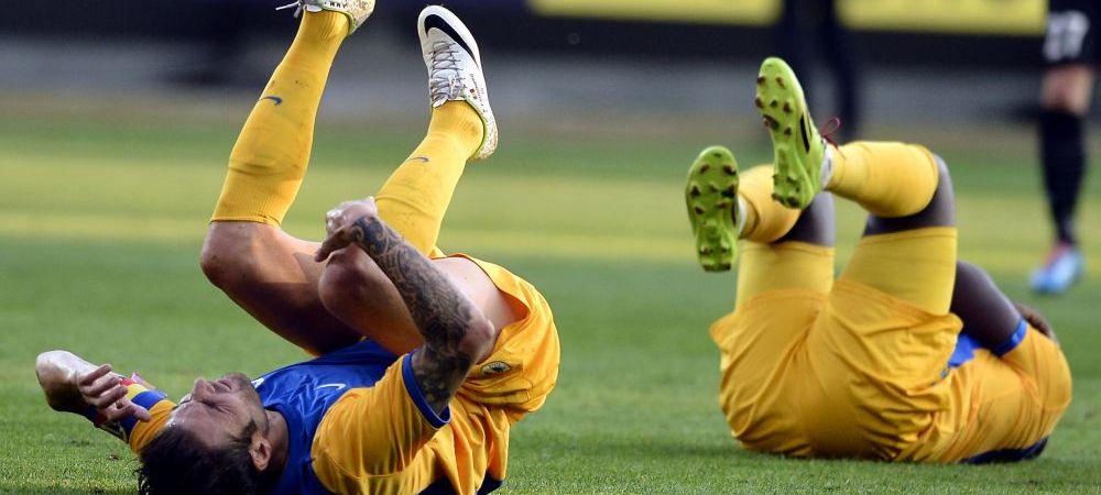 Gest INCREDIBIL al lui Mutu dupa ce a ratat penalty-ul de la Brasov! Ce a facut in fata portarului care l-a distrus