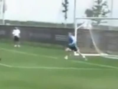 SENZATIONAL! Zidane a ramas un ZEU! Ce a putut sa faca in fata portarului