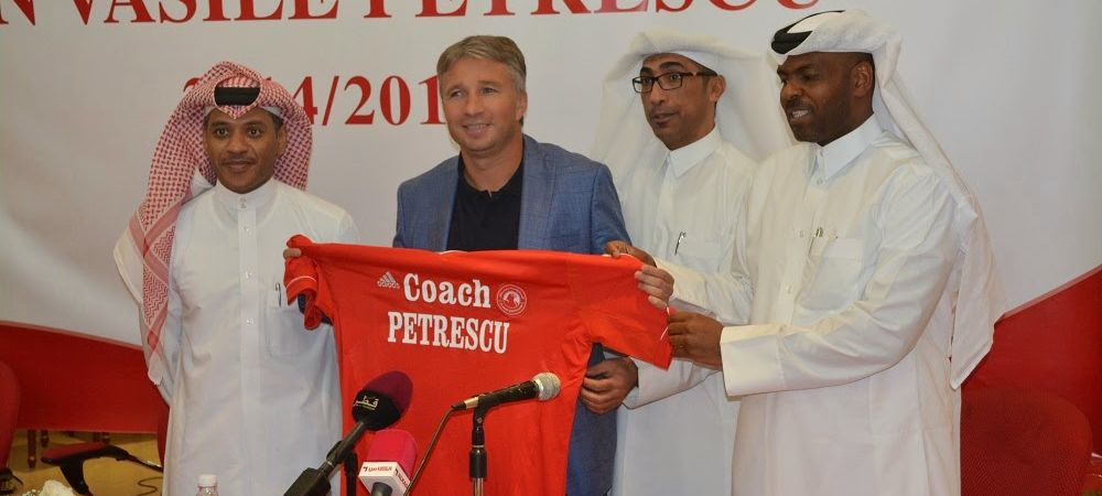 DOUA lovituri pentru Petrescu in Qatar! Super Dan a luat oameni din Serie A si Premier League! Ce transferuri a facut