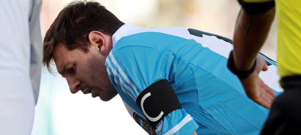 Messi vomita, Di Maria iesea cu masca de oxigen de pe teren! Clubul care a apelat la VIAGRA ca asa ceva sa nu se mai intample