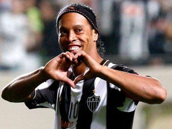 Ronaldinho e LIBER si a primit o oferta de ultima ora! Ce club ii ofera sansa la care a visat o VIATA