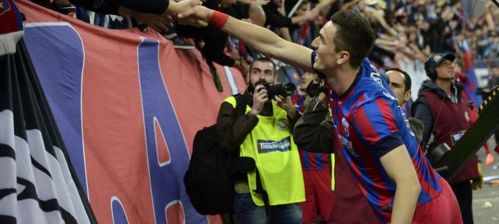 """Piturca nu crede in 'afacerea Gardos': """"Steaua nu o sa primeasca 7 milioane pe acest transfer!"""" Avertisment pentru fundasul Stelei"""