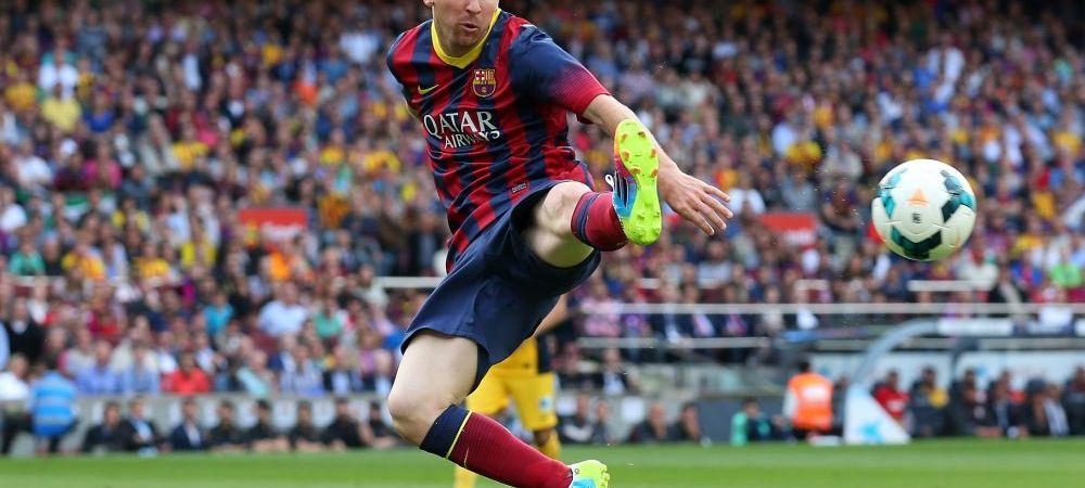 FOTO   Noile ghete ale lui Messi arata SUPER! Primele fotografii au aparut pe internet! Cum ti se par?