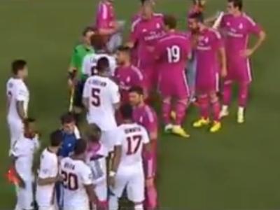 Gest SCANDALOS al lui Pepe in ultimul meci al lui Real! VIDEO: Ce a facut in fata unui adversar