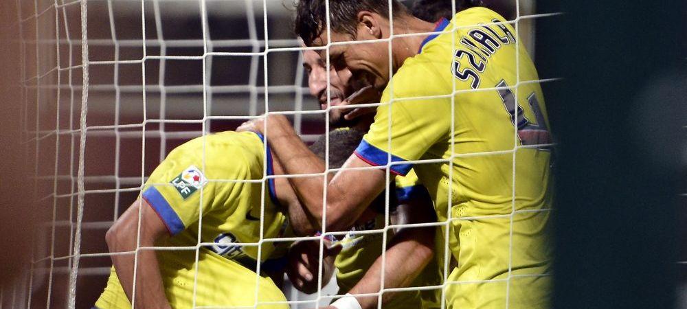 DEBUT dupa 160 de minute: visul i s-a implinit! Galca a chemat SOLUTIA pentru calificarea in Champions League: