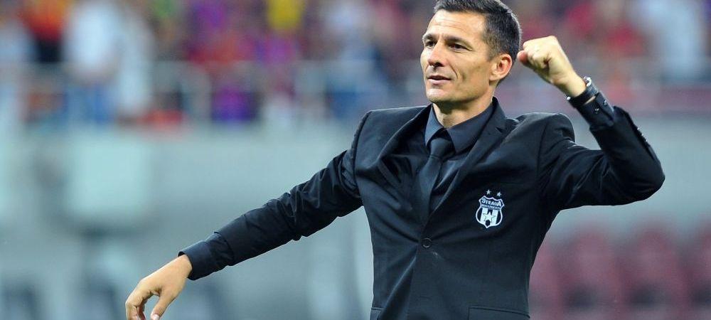 Transfer de Oscar la Steaua! Cum uita Galca de accidentarea lui Gardos pana la returul de pe 6 august, in direct la ProTV