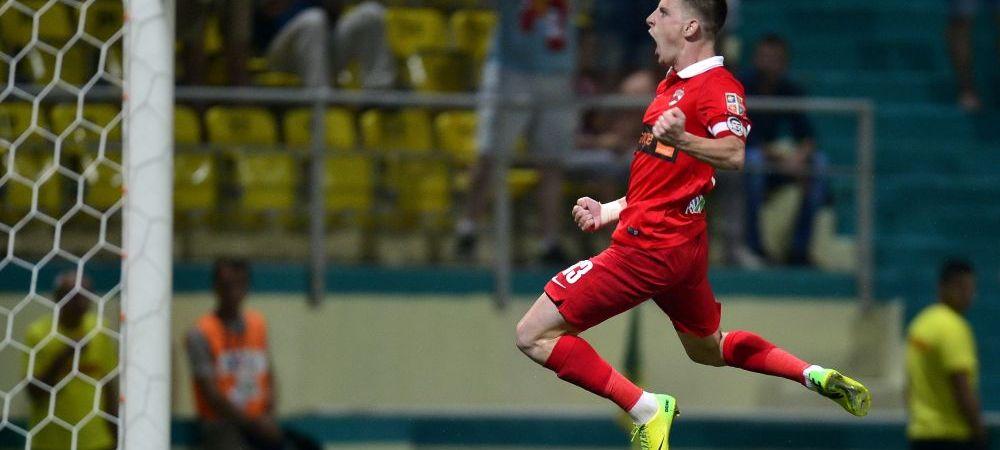 Mesaj ascuns pentru Steaua? Ce le transmite capitanul lui Dinamo celor 4 echipe romanesti care joaca in Europa :)