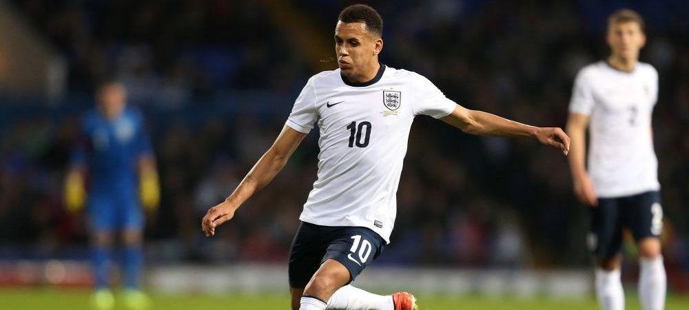 Un jucator din nationala U21 a Angliei, arestat pentru ca a agresat doua femei!