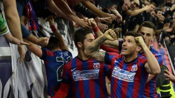 Steaua, fara spectatori in urmatoarele 2 partide! Anuntul facut de club pe pagina de Facebook