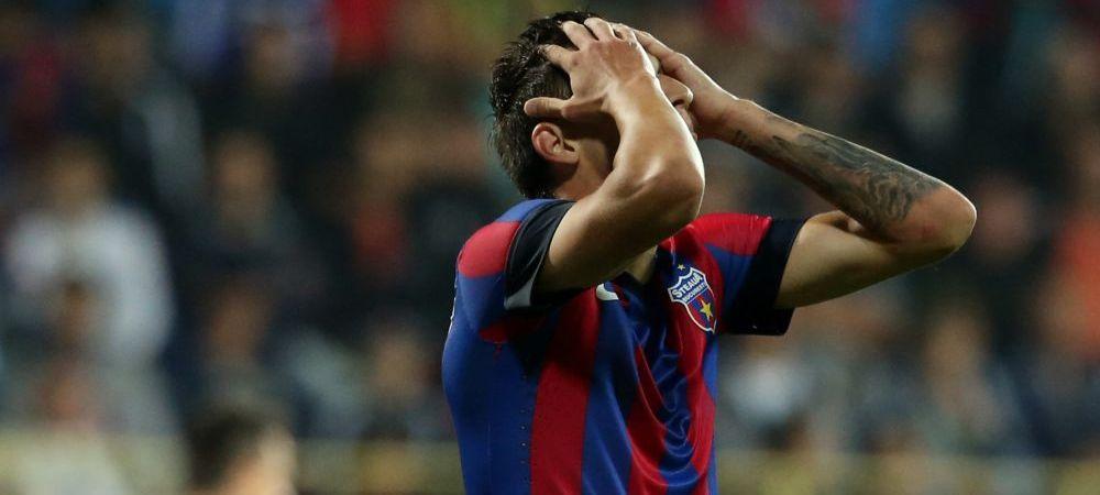 Inca un jucator poate pleca de la Steaua in urmatoarele 6 zile! Situatia in care este implicat clubul in acest moment