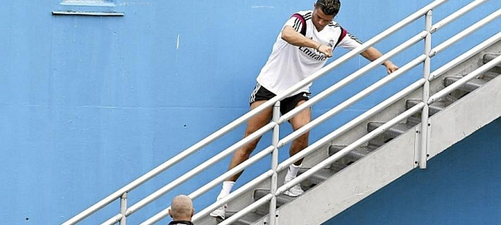 Ce se intampla cu Cristiano Ronaldo! Ancelotti a aparut in fata tuturor si a facut anuntul asta surpriza
