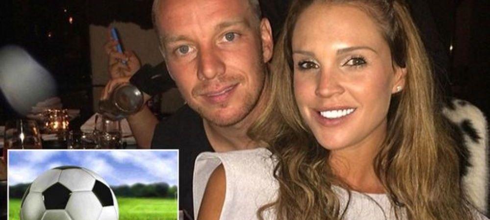 Scandalul amoros in care este implicat Jamie O'Hara, fotbalistul lui Wolverhampton. Cum si-a inselat sotia