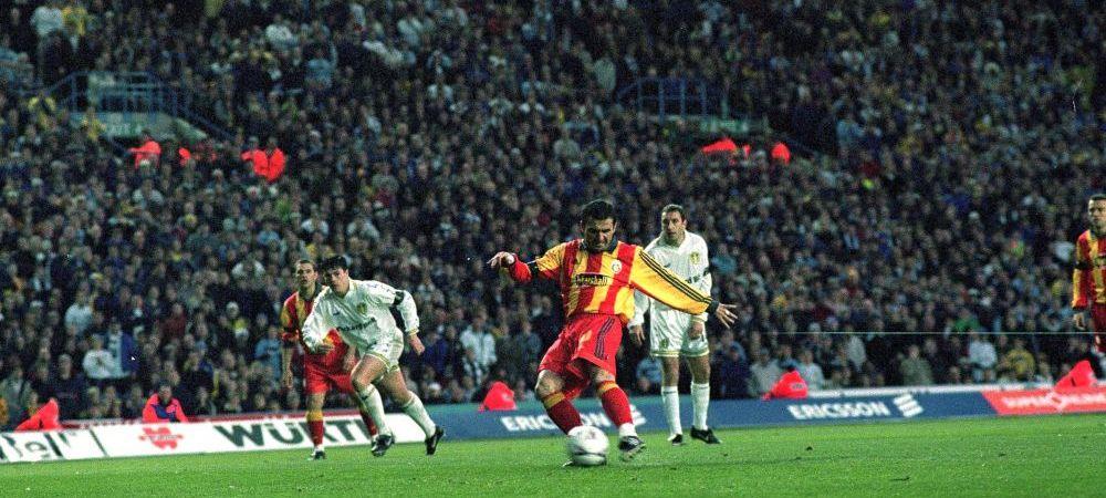 """Hagi a dezvaluit de la cine s-a inspirat pentru suturile BOMBA cu stangul: """"Acum, Cristiano Ronaldo trage asa!"""""""