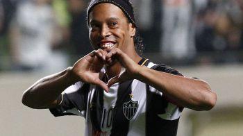 Oferta uriasa pentru Ronaldinho! Poate fi ZEU alaturi de un fost coleg de la Barcelona! Ce salariu va avea