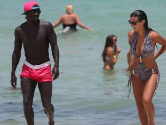"""""""Mamaia, mult mai tare ca Ibiza!"""" Reactia lui Bacary Sagna cand a fost intrebat despre femeile de la Mamaia: VIDEO"""