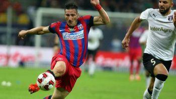 """""""E adevarat, suntem in discutii pentru Piovaccari!"""" Golgheterul din sezonul trecut al Stelei si-a gasit echipa! Ce oferta are"""