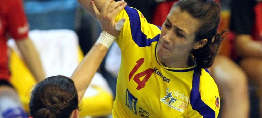 La 5 goluri de inca o performanta fantastica! De ce a fost aproape cea mai buna marcatoare a Romaniei, noua campioana mondiala
