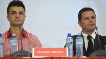 """Dinamo II, prima echipa pentru Bratu in cariera de antrenor: """"Este o mare provocare pentru mine"""""""