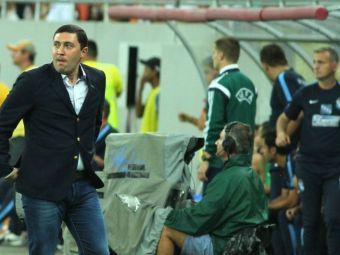 """""""Din pacate, nu suntem la nivelul Stelei! Este echipa mai puternica!"""" Ce a spus Gazzaev dupa partida de pe National Arena"""