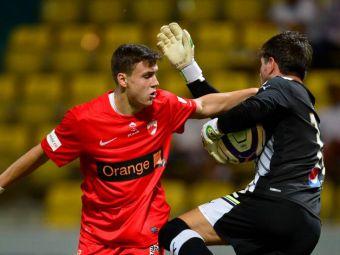 Transferul anuntat de Rapid in aceasta seara! Ce atacant de la Dinamo a ajuns in Giulesti
