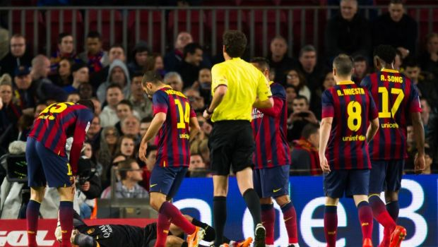 Situatia incredibila in care a ajuns un jucator cu 21 de trofee la Barcelona! Nicio echipa nu-l mai vrea, doar Man United poate sa-l salveze