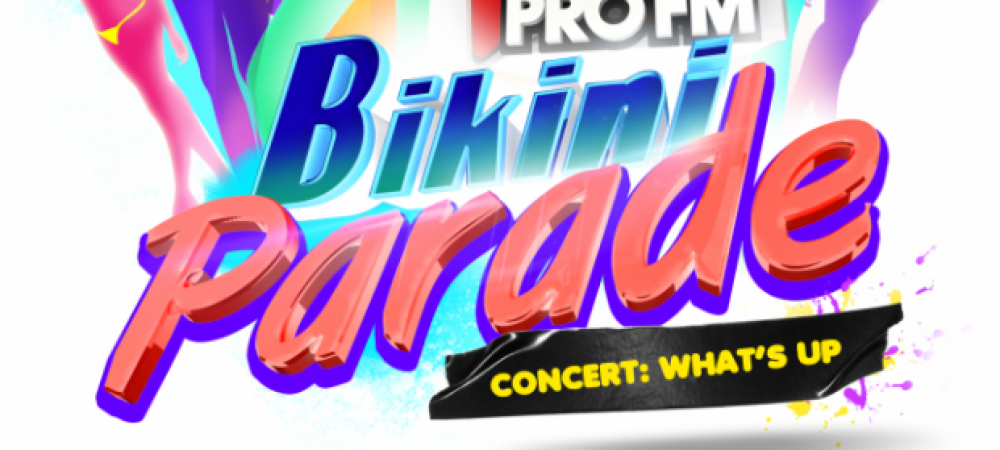Fa cunostinta cu: Nationala de Bikini! PRO FM BIKINI PARADE