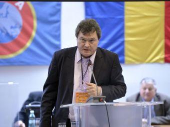 """Protest la FRF! Un fost candidat la sefia fotbalului romanesc ii cere demisia lui Burleanu: """"Burleanu minte de ingheata apele"""""""