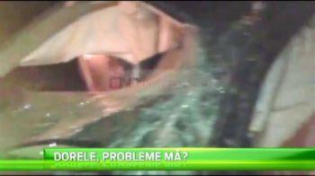 Dorel Stoica s-a rasturnat cu masina! Accident grav, politia i-a facut dosar penal pentru ca a urcat beat la volan