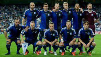 Demers fara precedent al fotbalistilor din Danemarca! Copenhaga si Aalborg pot rata grupele Ligii din cauza unui protest