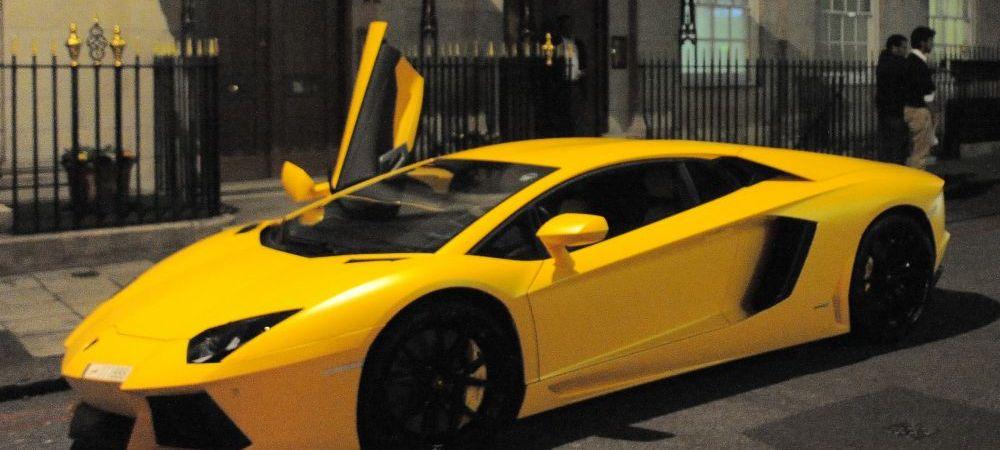 """BOGATII din Qatar si Emirate platesc o AVERE sa-si aduca masinile la Londra: """"Se fac curse intre Aventador si Veyron in oras!"""""""