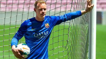 OFICIAL | Barcelona incepe noul sezon fara Ter Stegen! Germanul va absenta 3 saptamani, Bravo devine numarul 1