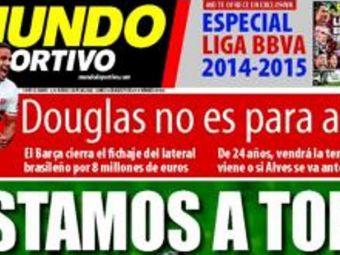 """""""S-au inteles! Jucatorul e al Barcelonei!"""" Barca isi rezolva una dintre cele mai mari probleme. Ce transfer au facut catalanii"""