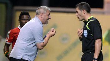 Istvan Kovacs n-a mai suportat: Ce a scris in raportul de joc la Chiajna - Dinamo! Momentul in care i-a anuntat ca opreste meciul