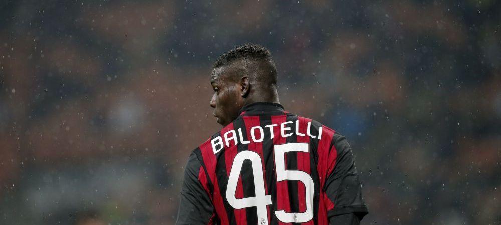 """""""Mario, risti sa te trezesti batran si uitat! Nu strica acest moment!"""" Mesajul primit de Balotelli dupa ce a ajuns la Liverpool"""