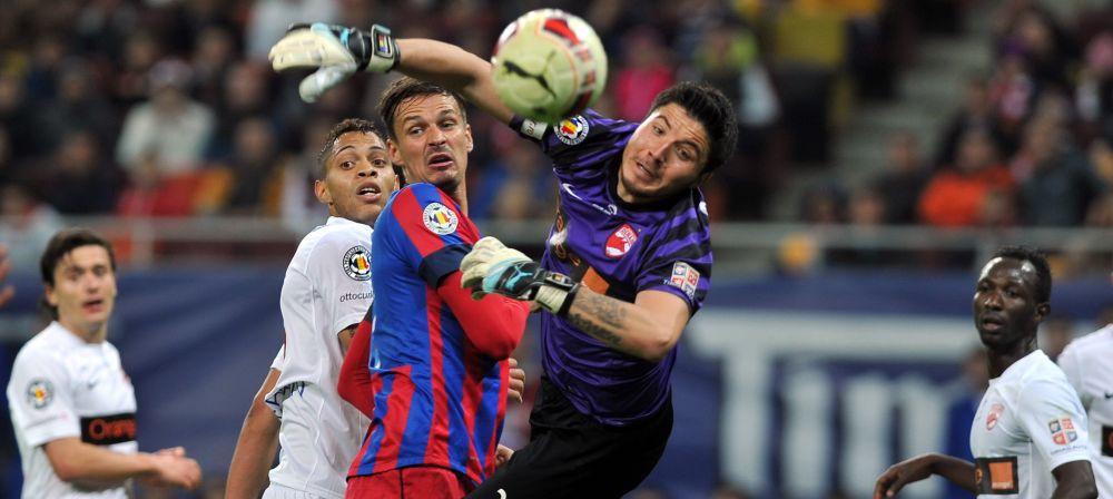 Mai putini bani ca la Dinamo! Cu ce salariu a fost convins Balgradean sa semneze cu CSU Craiova:
