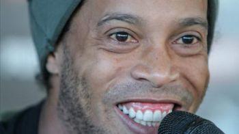 Ronaldinho a ratat transferul in ULTIMA clipa! A batut palma cu Palmeiras, dar apoi s-a razgandit! Anuntul clubului brazilian