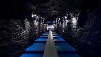 FOTO: Tunelul de la stadionul lui Schalke a fost transformat intr-o MINA! Surpriza de care a avut parte ieri campioana Bayern