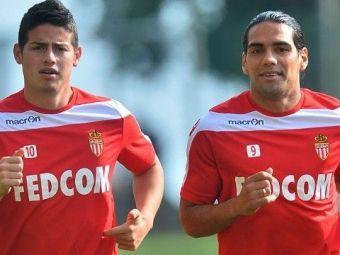 Cutremur dupa transferurile lui Falcao si James Rodriguez! Ce se intampla cu echipa MILIARDARA de la Monaco