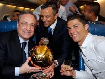 RUPTURA intre Florentino Perez si agentul lui Ronaldo! MOTIVUL pentru care Falcao nu a mai ajuns la Real