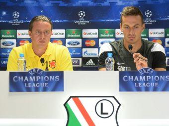 """EXCLUSIV! Reghe nu renunta la Szukala: """"Sunt discutii"""" Steaua se bate cu banii seicilor pentru fundasul polonez"""
