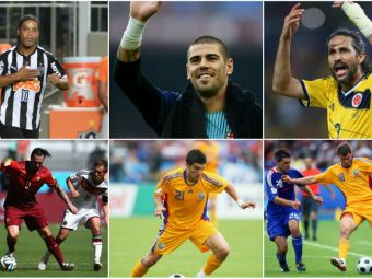 15 jucatori importanti ramasi LIBERI in aceasta vara: Ronaldinho si Valdes inca nu au echipe! Ce romani de nationala sunt pe lista