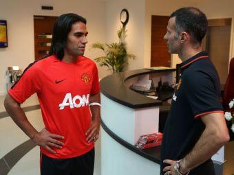 A mintit Falcao? Declaratia data cand a fost intrebat cum a ajuns la Manchester United si nu la Real Madrid