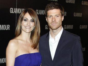 Motivul pentru care Xabi Alonso a plecat de la Real: obligat de sotie, dupa ce a inselat-o cu o cantareata din Madrid!
