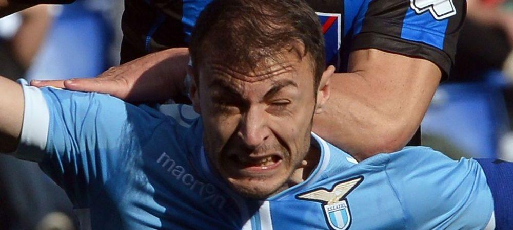 Radu Stefan s-a accidentat. Cat ar putea lipsi de pe teren capitanul lui Lazio care REFUZA sa mai vina la nationala