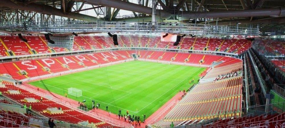 Asta e BIJUTERIA de 330 de mil a lui Putin! Primul stadion de lux pentru mondial e GATA! Cum arata