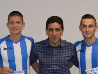 A crescut la scoala lui Chiriches si Maxim, a marcat cu Milan si Real, CSU Craiova l-a adus. Ultimul transfer reusit