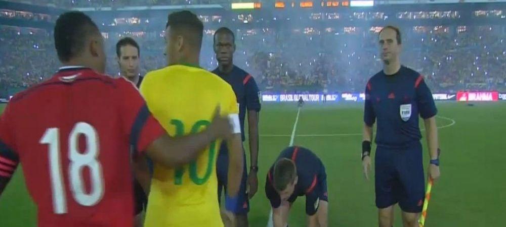 GENIAL! Neymar a fost omul meciului in Brazilia 1-0 Columbia! Scena emotionanta cand l-a intalnit pe omul care era sa-l DISTRUGA!
