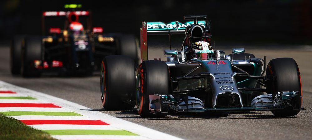 Hamilton a castigat la Monza! Rosberg a terminat pe 2, Massa al 3-lea! Clasamentul dupa MP al Italiei